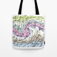 carousel Tote Bags featuring Carousel by Laake-Photos