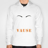 alex vause Hoodies featuring Vause by AshleighGrice