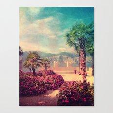 MALCESINE Canvas Print