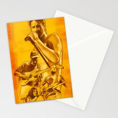 Audioslave - Série Ouro Stationery Cards