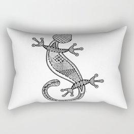 Tangled Gekko Rectangular Pillow