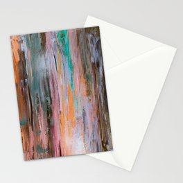 Abstract 1.5 Stationery Cards