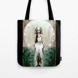 Swim Beyond Tote Bag