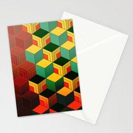 tomioka giyuu pattern Stationery Cards