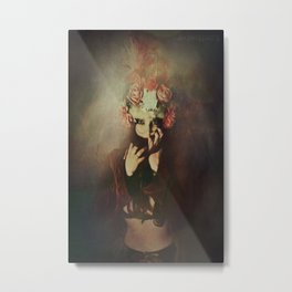 The queen of roses Metal Print