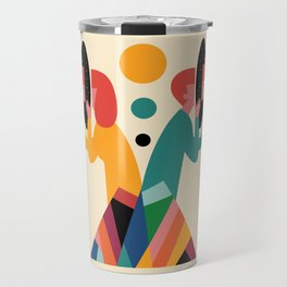 Lost Travel Mug