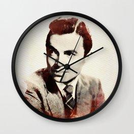 James Mason Wall Clock