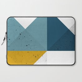 Modern Geometric 19 Laptop Sleeve