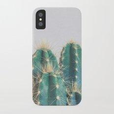 Cactus II iPhone X Slim Case