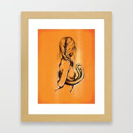 Snakes Framed Art Print