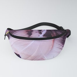 Pheasant Feathers Fanny Pack