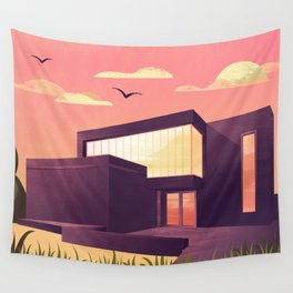 Spring Home Wall Tapestry