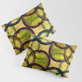 lemons pattern Pillow Sham