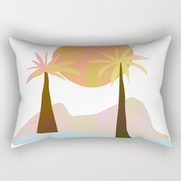 SUMMER DAYS Rectangular Pillow