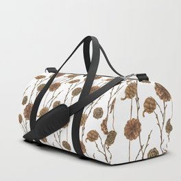 Christmas Forest Duffle Bag