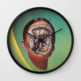 Beauty on the Inside Wall Clock