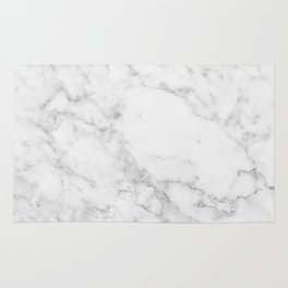 White Marble Edition 2 Rug