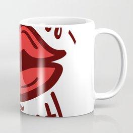 Life is short, talk fast Coffee Mug