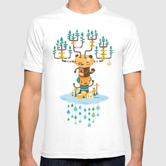 Cloud Music T-shirt
