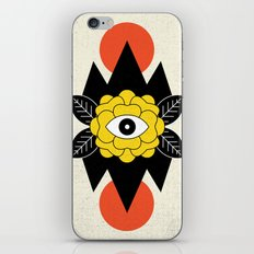 STAY CURIOUS iPhone & iPod Skin