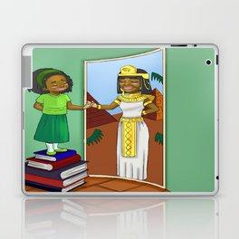 Finding my inner Queen Laptop & iPad Skin