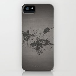 Dead Sea, Turtles iPhone Case