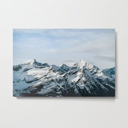 Mountain #landscape photography Metal Print