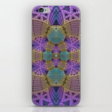 Complex Symmetry iPhone & iPod Skin