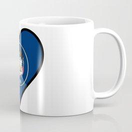 Love Utah Coffee Mug