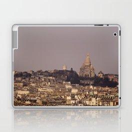 Sacré Coeur Laptop & iPad Skin