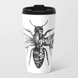 Live Gently Travel Mug