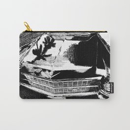 Back Cadillac Carry-All Pouch