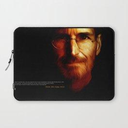 Apple Man Laptop Sleeve