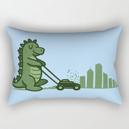 Mowtown Rectangular Pillow