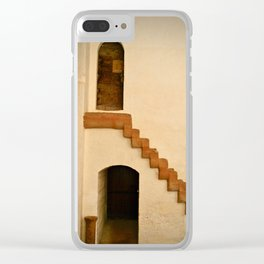 Steps to Nowhere Clear iPhone Case