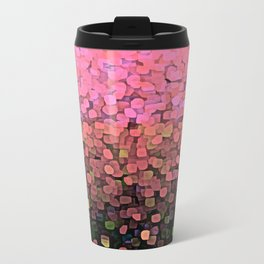 Sparkles and Glitter Pink Travel Mug