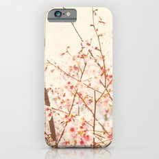 Spring Cherry Blossoms Slim Case iPhone 6s