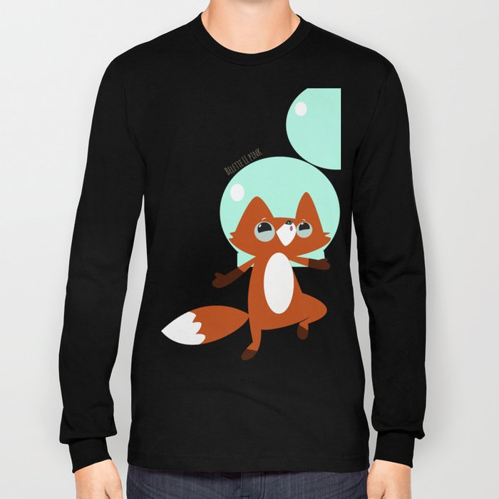 Plastic are not funny! (PLASTICOCEANS) Long Sleeve T-shirt