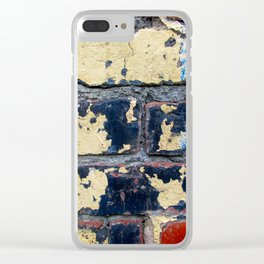 Heritage Clear iPhone Case