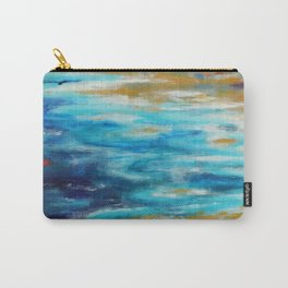 Sea Lullaby Carry-All Pouch