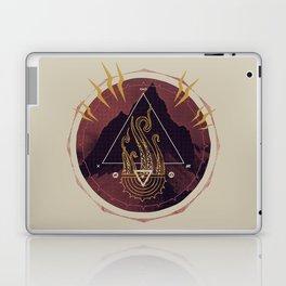 Mountain of Madness (alternate) Laptop & iPad Skin