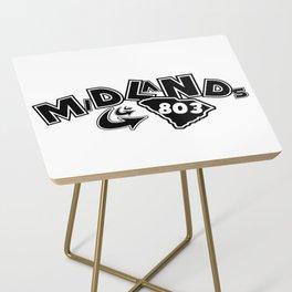 Midlands 803 Side Table