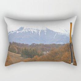 Atumn has come Rectangular Pillow