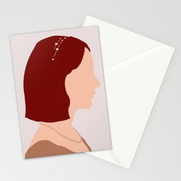 Christine Lady Bird movie Stationery Cards