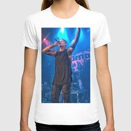 Andy LaPlegua of Combichrist T-shirt