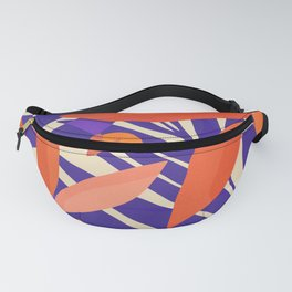 Forest Abstract Fanny Pack