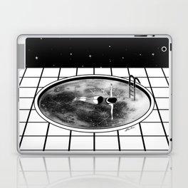 Pool Moon Laptop & iPad Skin