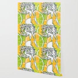 Afrolatina lemonade Wallpaper