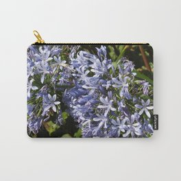 Love Flowers Carry-All Pouch