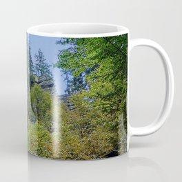 Mountain, granite rocks and pure nature | landscape photography Coffee Mug